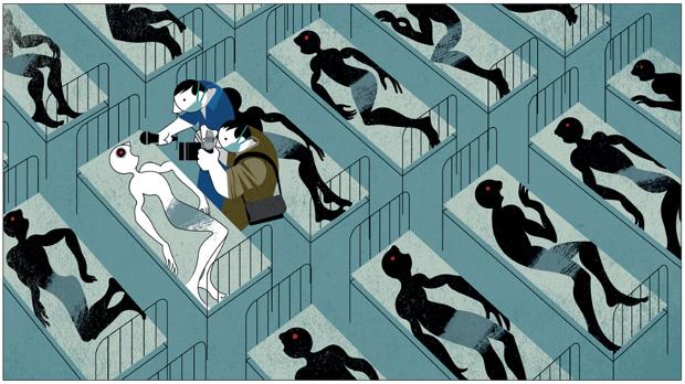 GRAN PRIX WPC 2015 - editorial cartoon1st prize: André Carrilho / Portugal