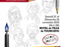 11eme Festival du Dessin de Presse et d'Humour, de la Caricature et de la Bande Dessinee
