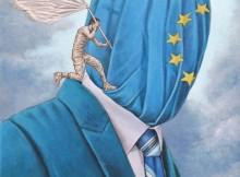 First International Kosova Cartoon Festival  2015 - Special Prize: Marcin Bondarowicz / Poland