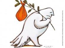 Rys. Marilena Nardi (Włochy) – ilustracja z plakatu wystawy
