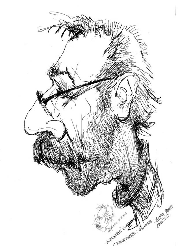 Rys. Jerzy Fedro