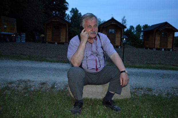 Pan Janusz Kasztelewicz