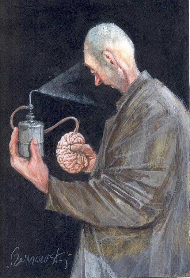Rys. Grzegorz Szumowski