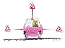 "2nd ""BEAVERS LAUGH"" Bobritsa Cartoon Competition - First Prize: Valery Momot / Ukraine"