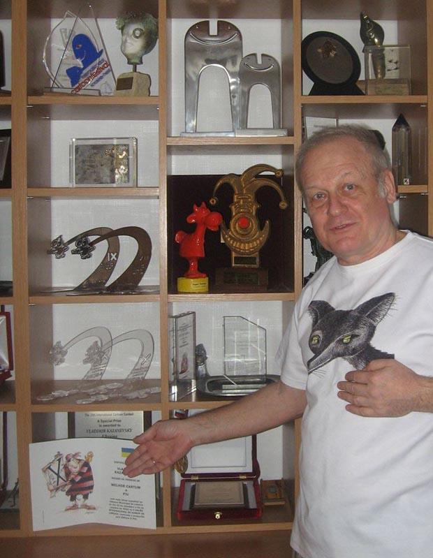Vladimir Kazanevsky / Ukraina