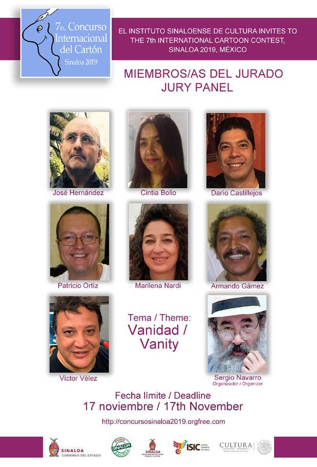 Panel de Jurado
