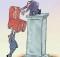 Lomba dan Pameran Kartun Internasional BCF3 - Prize: Milenko Kosanovic / Serbia