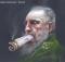 Rys. Grzegorz Szumowski - praca z katalogu 7th International Cartoon Contest Sinaloa 2019