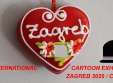 cartoon exhibition ZAGREB 2020