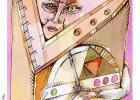 2nd International Cairocature Cartoon Contest - Egypt / 2020 – Special Prize: Zbigniew Kolaczek / Poland