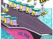 "III Cartoon Competition of Satirical Drawing ""Dzhmelyk"" - Grand Prix: Ivaylo Tsvetkov, Bulgaria"