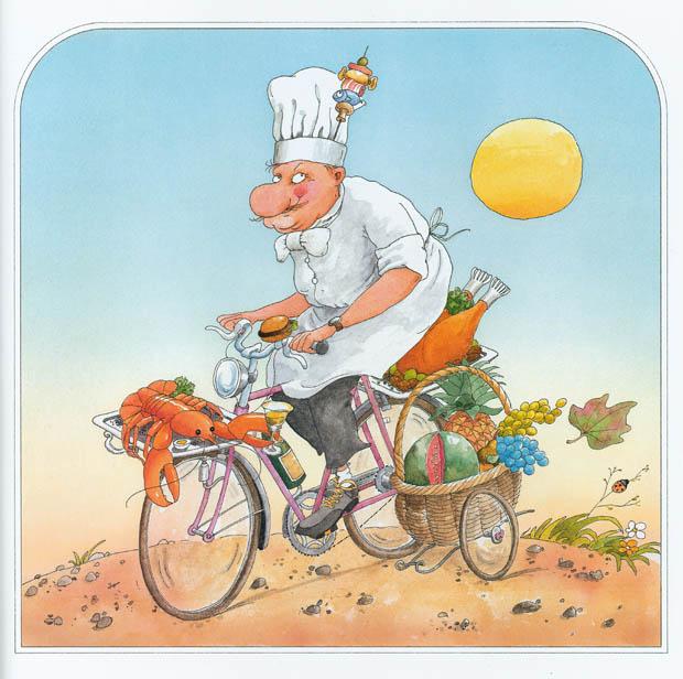 """Autor: Oskar Weiss - """"Z wyścigu na targ"""""""