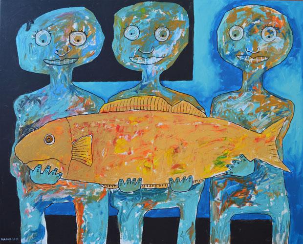 Miroslaw Hajnos - Big Fish