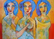 Miroslaw Hajnos - The Graces
