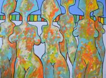 Miroslaw Hajnos - Pastel Girls